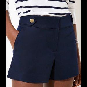 Ann Taylor Loft Marisa Riviera Shorts